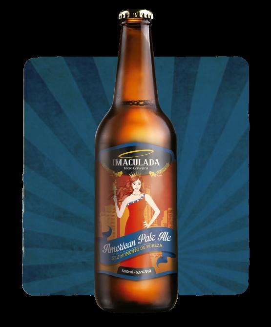 Cerveja Imaculada American Pale Ale
