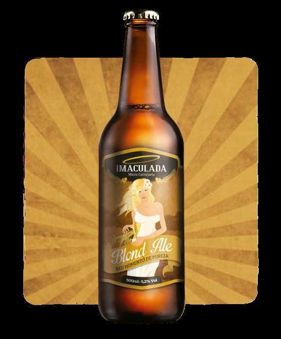 Cerveja Imaculada Blond Ale