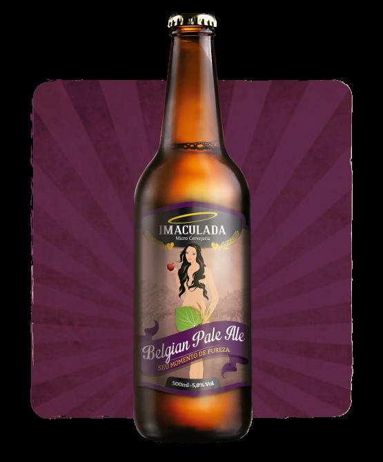 Cerveja Imaculada Belgian Pale Ale