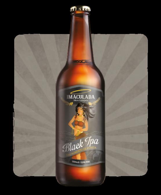 Cerveja Imaculada Black India Pale Ale