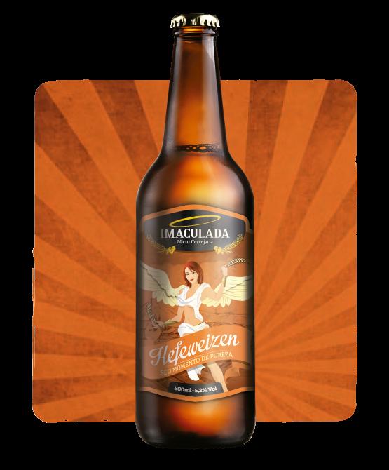 Cerveja Imaculada Hefeweizen