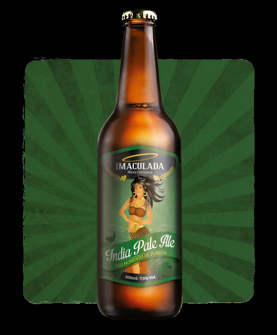 Cerveja Imaculada India Pale Ale