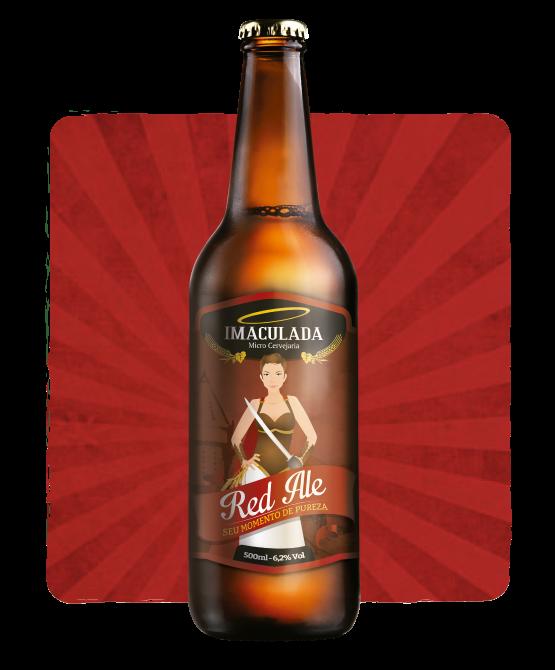 Cerveja Imaculada Red Ale
